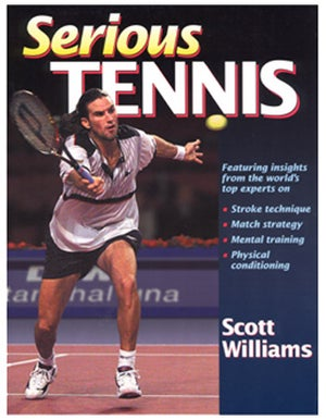 Serious Tennis Book