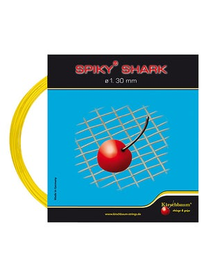 Kirschbaum Spiky Shark 16 (1.30) String Yellow