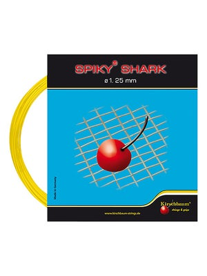 Kirschbaum Spiky Shark 17 (1.25) String Yellow