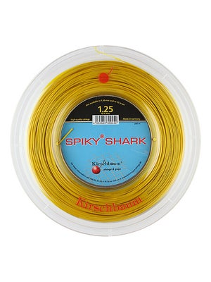 Kirschbaum Spiky Shark 17 660 String Reel Yellow