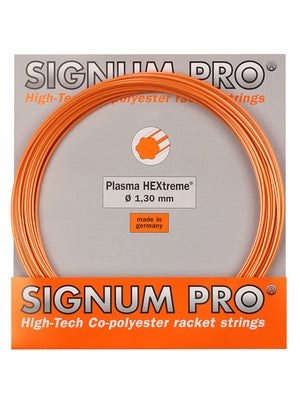 Signum Pro Plasma HEXtreme 16 1.30 Orange String