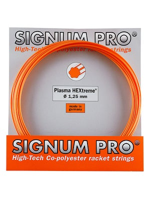 Signum Pro Plasma HEXtreme 16L 1.25 Orange String