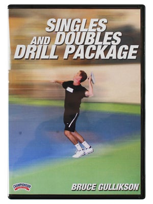 Singles & Doubles Drill Package