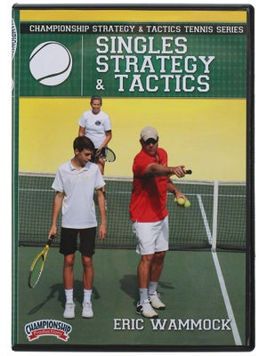 Singles Tennis Strategy: Playing Smart