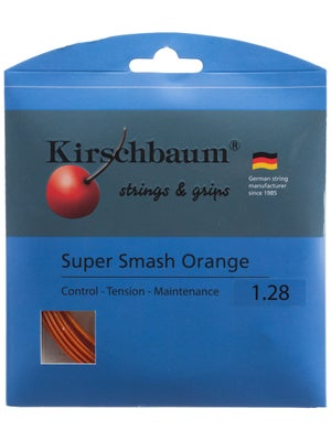 Kirschbaum Super Smash 16L (1.28) String Orange