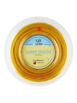 Kirschbaum Super Smash 17 660' String Reel Honey