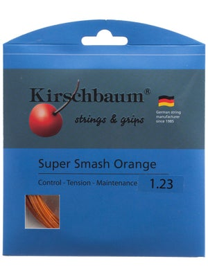 Kirschbaum Super Smash 17 (1.25) String Orange