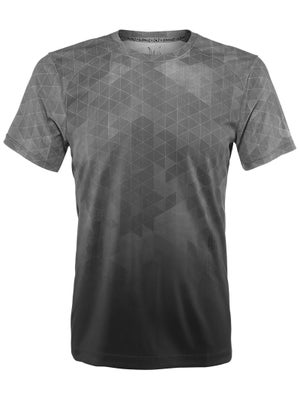 Solfire Men's Wild Painted Geo Crew