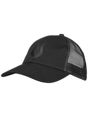 Solfire Men's Trucker Hat Black
