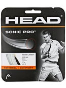 Head Sonic Pro 17 White String