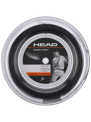 Head Sonic Pro 17 String 660 Reel Black
