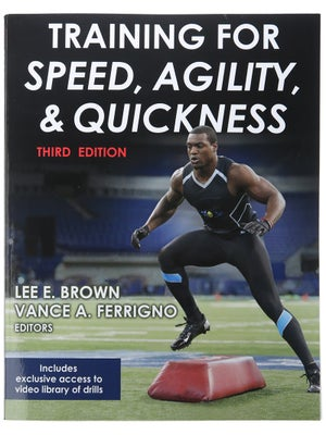 Train for Speed Agility Quickness w/ DVD