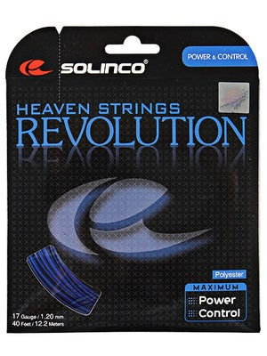Solinco Revolution 17 (1.20) String