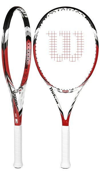 Wilson Steam 105S Spin Racquet