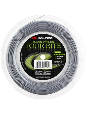 Solinco Tour Bite 16 (1.30) String Mini Reel 328'
