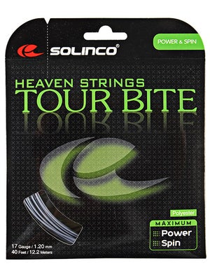 Solinco Tour Bite 17 (1.20) String