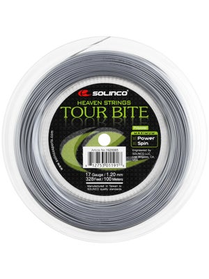 Solinco Tour Bite 17 (1.20) String Mini Reel 328'