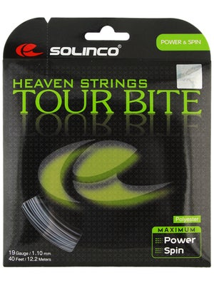 Solinco Tour Bite 19 (1.10) String