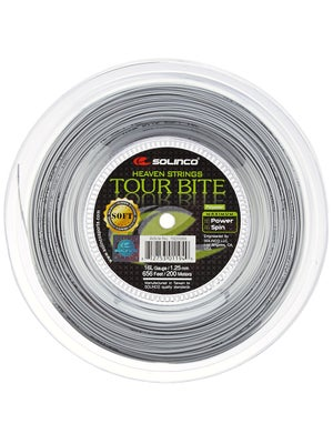 Solinco Tour Bite Soft 16L (1.25) String Reel