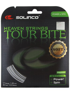 Solinco Tour Bite Soft 17 (1.20) String