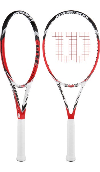 Wilson Steam 99LS Racquet