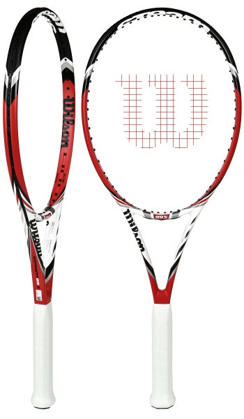 Wilson Steam 99S Spin Racquet