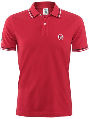 Sergio Tacchini Men Roma New Polo