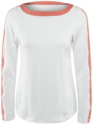Sofibella Women's Beat Long Sleeve Top