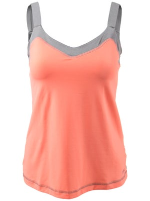 Sofibella Women's Energy Athletic Cami Tank