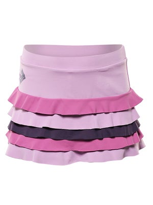 Switch Girl's Ruffle Skort Purple/Pink