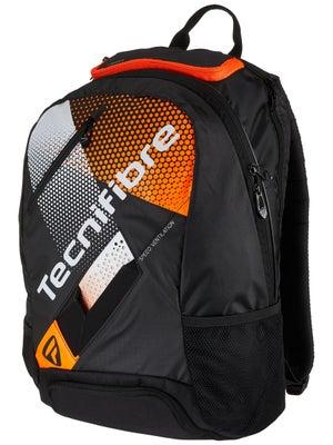 bb124503ce4f Tecnifibre Air Endurance Backpack Black/Orange Bag