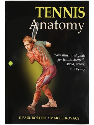 Tennis Anatomy Book