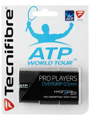Tecnifibre ATP Pro Players 3 Pack Overgrip