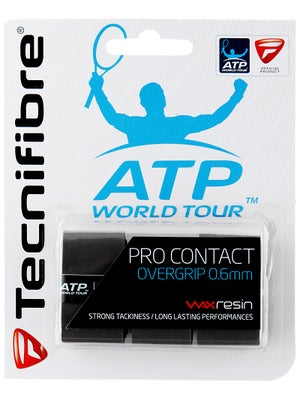 Tecnifibre ATP Pro Contact 3 Pack Overgrip