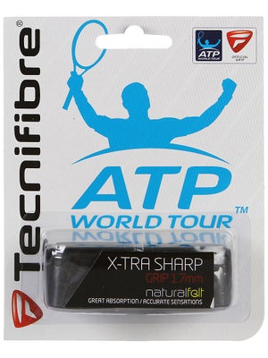 Tecnifibre ATP X-Tra Sharp Replacement Grip Black