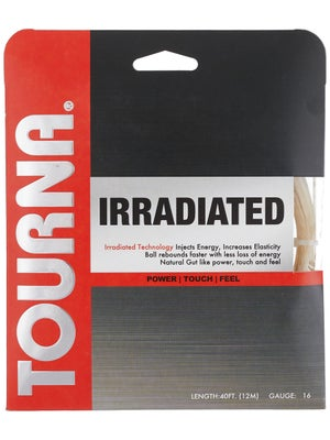 Tournafiber Irradiated String 16