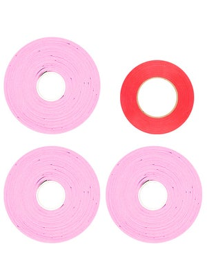 Tourna Tac XL Pack Overgrip 30 Grip Pink