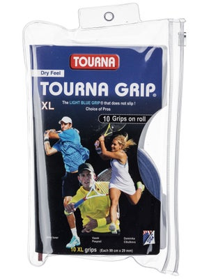 Tourna Grip Overgrip XL 10 Grip Reel