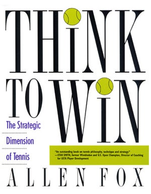 Allen Fox-Think to Win Book