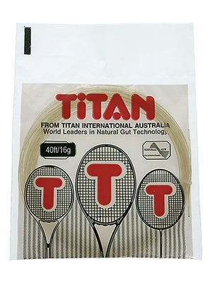 Titan Natural Gut 16 String