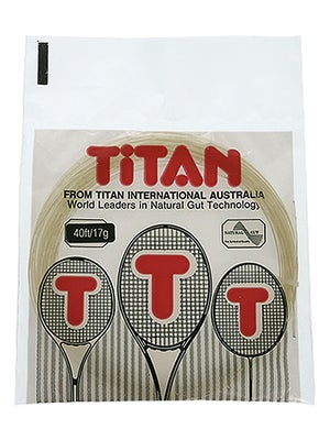 Titan Natural Gut 17 String
