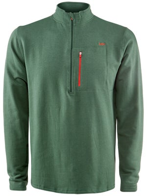 tasc Men's Fall Explorer Fleece 1/4 Zip Top