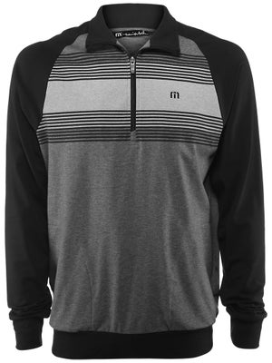 Travis Mathew Men's Spring Full Metal 1/4 Zip Top