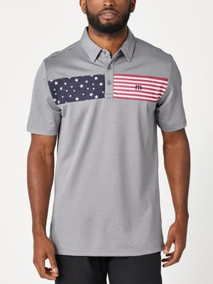 Travis Mathew Men's Spring Singles Polo