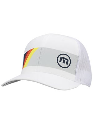 Travis Mathew Men's Spring Topspin Hat White