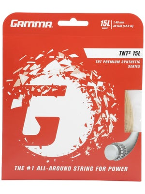 Gamma TNT2 15L Natural String