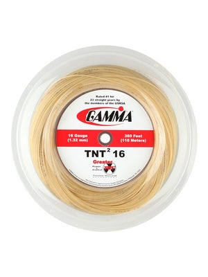 Gamma TNT2 16 Natural 360' String Reel