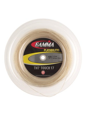Gamma TNT2 Touch 17 Natural String Reel