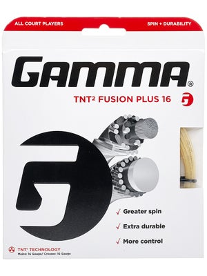 Gamma TNT2 Fusion Plus 16 String