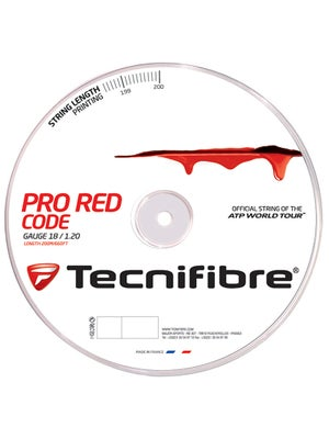 Tecnifibre Pro Red Code 18 String Reel